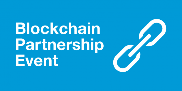 Blockchain Partnership Event