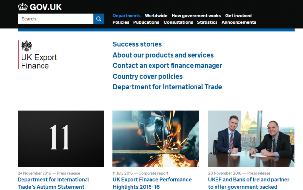 ukef_homepage_screenshot